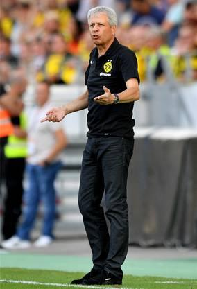 Lucien Favre: In Dortmund der grosse Hoffnungsträger.