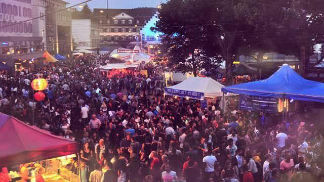 Am 19. und 20. August findet das St.Galler Fest statt.