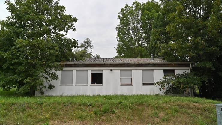 Der Asyl-Pavillon in Lostorf wird bald ersetzt.
