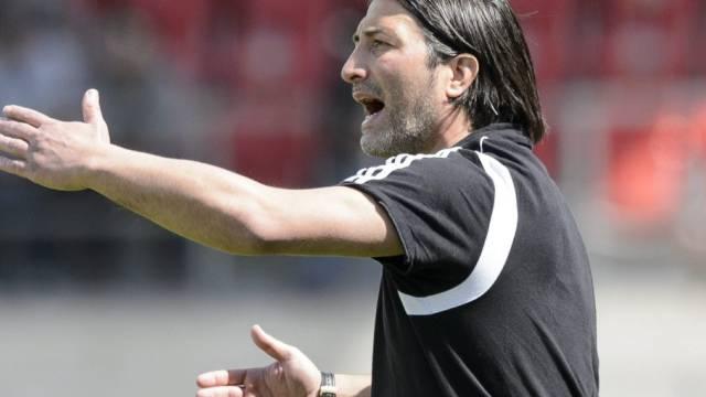 Murat Yakin und sein Team vor Pflichtaufgabe.