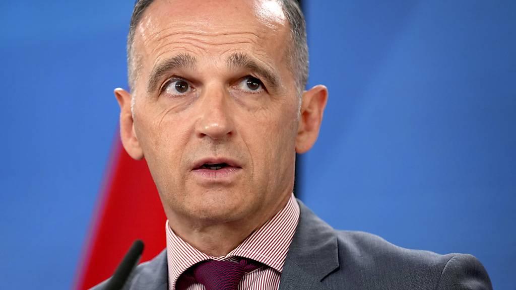 Maas: Personal der deutschen Botschaft an Flughafen Kabul verlegt