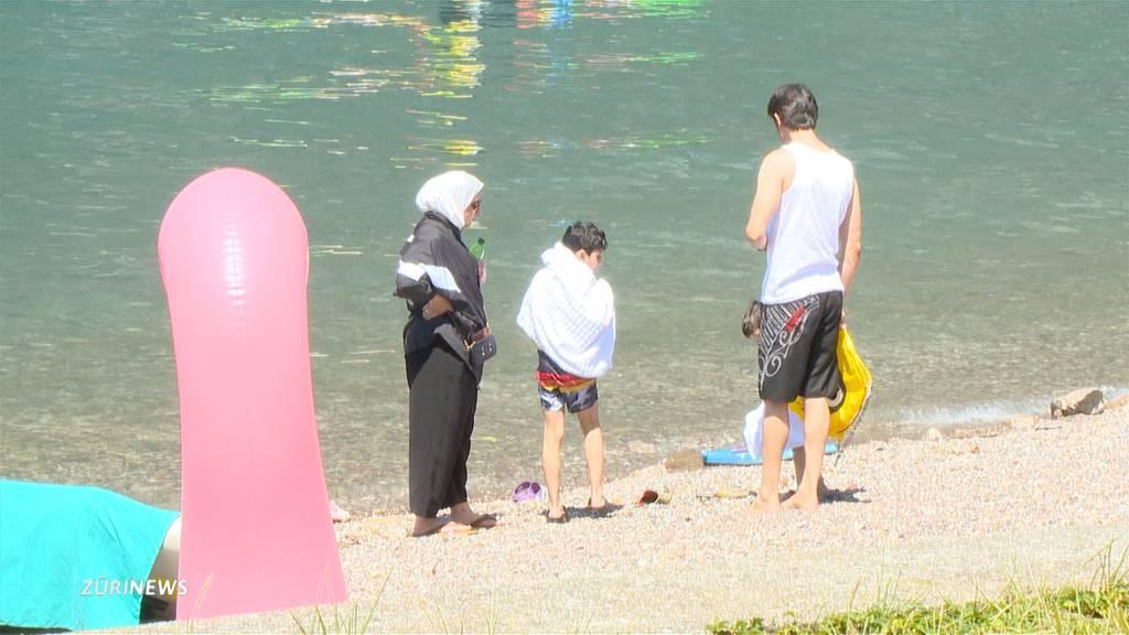 Walensee immer beliebter bei arabischen Touristen