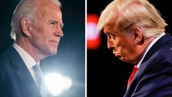 Joe Biden hat die Wahl gewonnen. Trump will das nicht akzeptieren.
