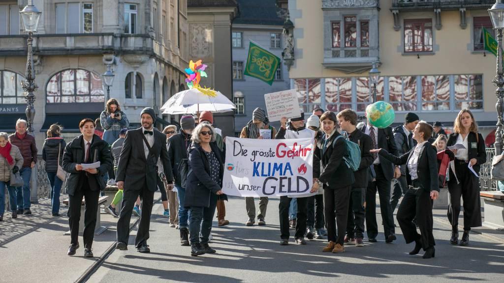 Zentralschweizer wollen kein Referendum zum CO2-Gesetz