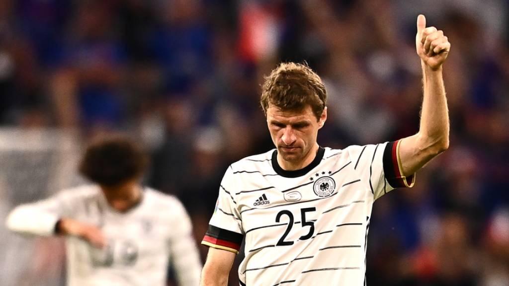 Deutschland zwischen Zuversicht und Druck