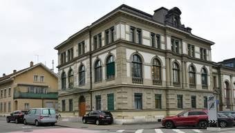 Hier am Amtsgericht Olten-Gösgen fand am Montag der erste Verhandlungstag statt. (Archiv)