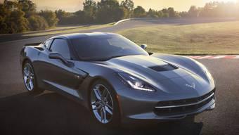 Ganz neu: die 7. Generation der amerikanischen Sportwagen-Ikone