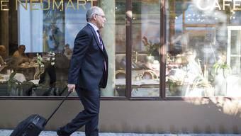 Rudolf Elmer hat das Urteil des Zürcher Obergerichts vom August 2016 ans Bundesgericht weitergezogen – dieses sprach ihn frei. (Archivbild)