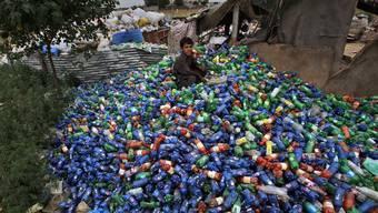 Eine Recycling-Anlage in Pakistan (Symbolbild)
