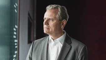 Intendant Michael Haefliger.