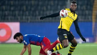Eray Cömert und der FC Basel ziehen gegen YB und Jean-Pierre Nsame erneut den Kürzeren.