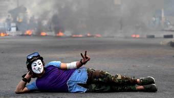 Die Proteste im Irak haben über 250 Tote gefordert.