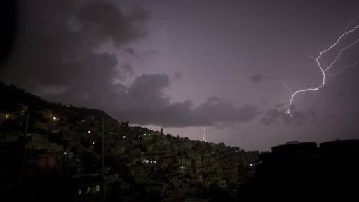 Erneute Gewitter ziehen über die Zentralschweiz