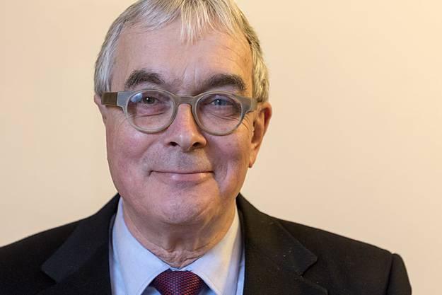 Der Basler SP-Regierungsrat Christoph Brutschin ist auch Präsident der kantonalen Volkswirtschaftsdirektoren.