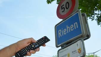Der Streit um das Riehener Kommunikationsnetz dauert nun schon viele Jahre an. Am Sonntag soll er entschieden werden.