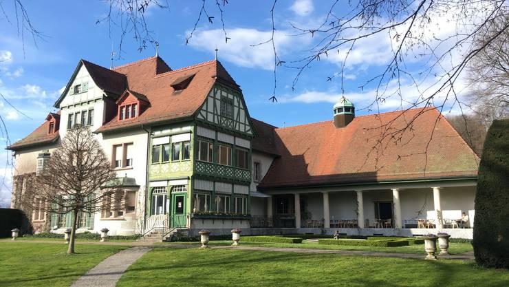 Ein unschätzbares Juwel: Das Museum Langmatt in Baden.