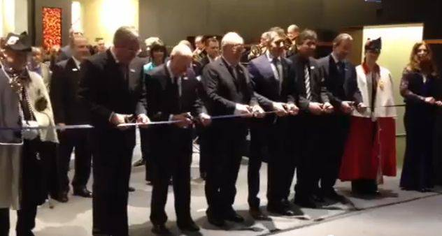 Offizielle Eröffnung der Baselworld