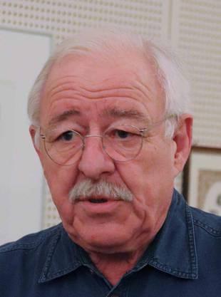 Jahrgang 1944, ist pensionierter Bezirkslehrer. Er stellte sich schon vor vier Jahren für die Liste 60plus zur Verfügung