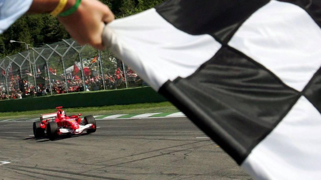 Grand Prix der Emilia Romagna vor leeren Tribünen