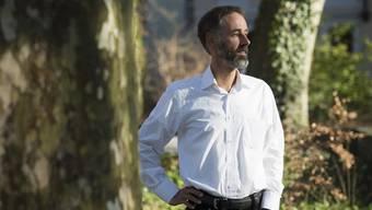 Kämpfer gegen die Überbevölkerung: Der dreifache Vater und Ecopop-Initiant Benno Büeler.