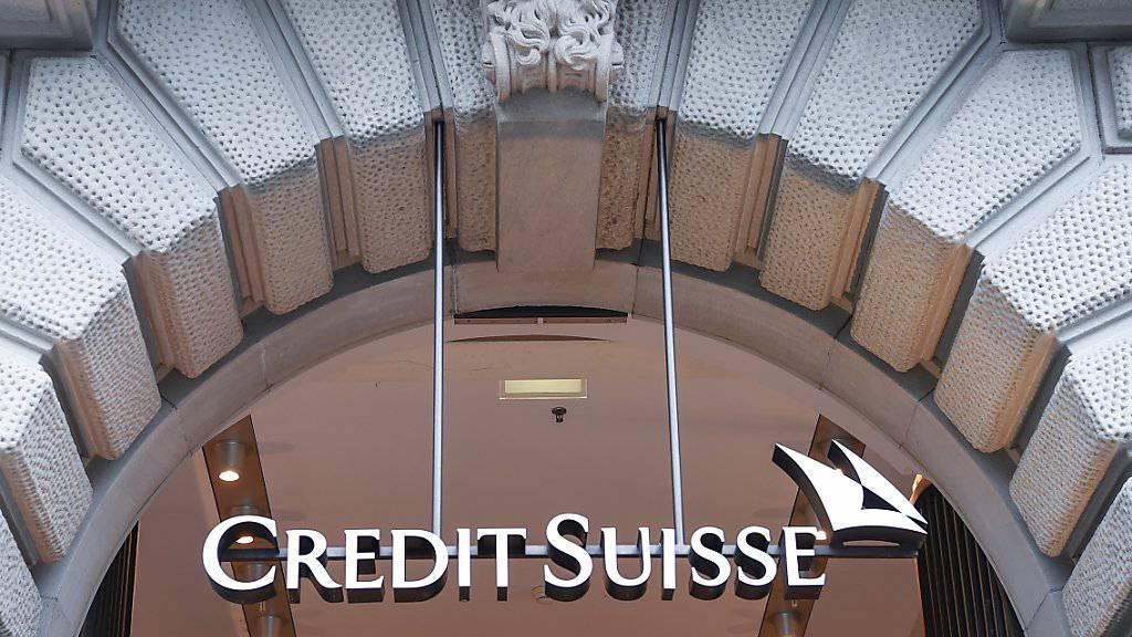Altlast bereinigt: Die Credit Suisse hat sich im Rechtsstreit um US-Ramschhypotheken mit dem Bundesstaat New York geeinigt. (Archiv)