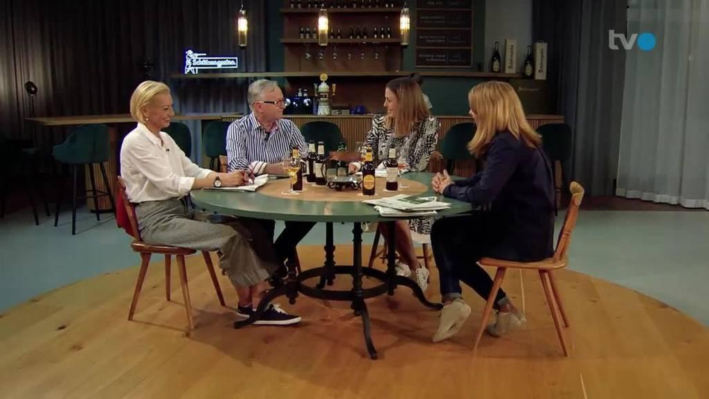 Stammtisch mit viel Frauenpower und dem Gastro-Chef
