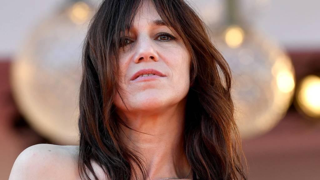 Ihr Film «Jane By Charlotte» läuft am diesjährigen Festival du Film Français d'Helvétie in Biel: Die französische Schauspielerin und Sängerin Charlotte Gainsbourg wird danach per Video zugeschaltet.