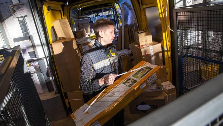 Mit dem neuen Gesamtarbeitsvertrag schafft die Post AG modernere Anstellungsbedingungen für ihre Mitarbeiter.