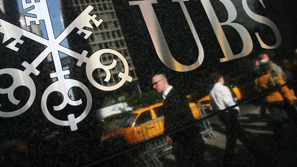 Auch der UBS droht Ungemach wegen Hypothekengeschäften in den USA zur Zeit vor der grossen Finanzkrise im Jahr 2008/09. (Symbolbild)