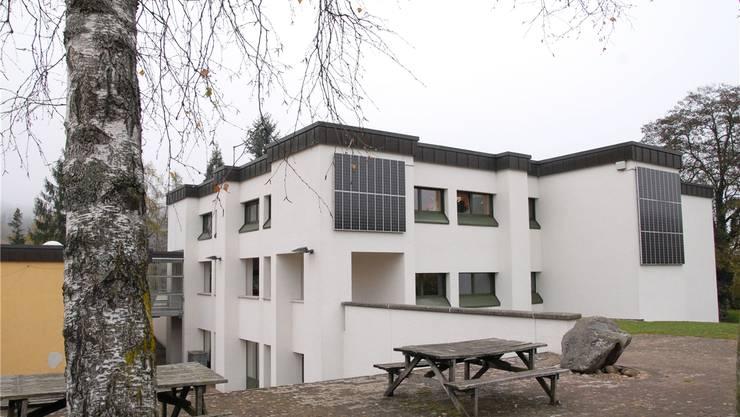Steht seit den Sommerferien leer: die Schulanlage Böleboden in Kaiserstuhl. Archiv/Walter Schwager