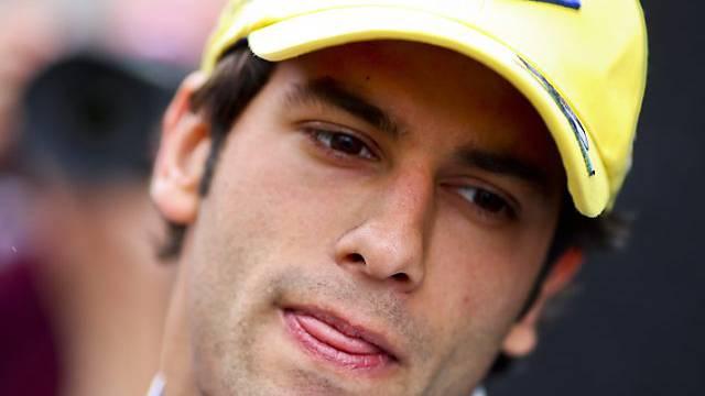 Sauber-Pilot Felipe Nasr startet von Position neun.