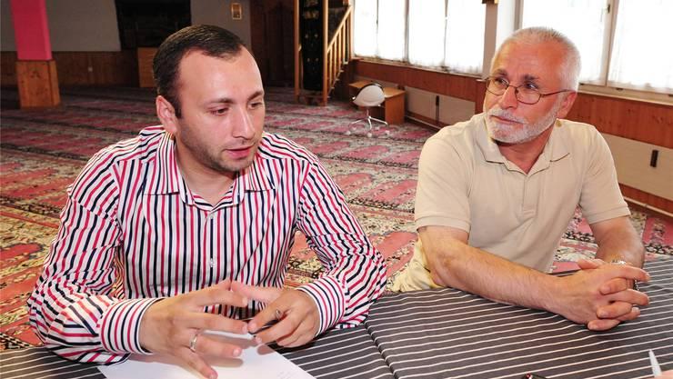 Serhad Karatekin setzt auf Gespräche mit den Behörden.niz