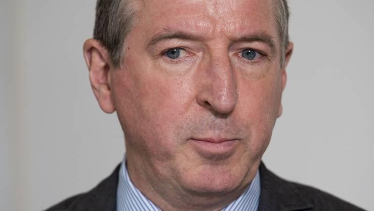 CVP-Fraktionschef Peter Voser
