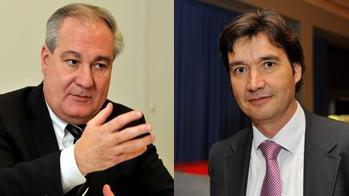 Boris Banga und François Scheidegger haben am meisten Fremdstimmen erhalten.