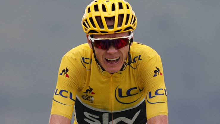Favorit: Chris Froome