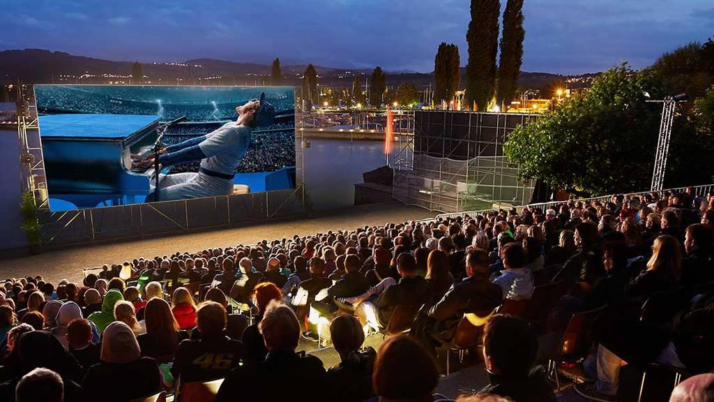 Open Air Cinema Arbon 2021