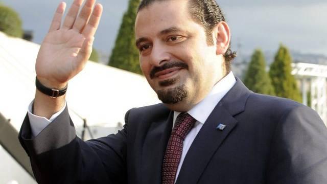 Ex-Premierminister Saad Hariri (Archiv)