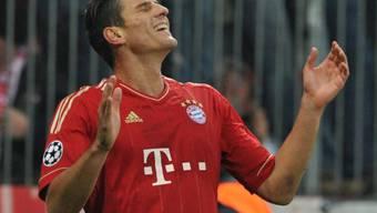 Mario Gomez gegen Napoli mit lupenreinem Hattrick