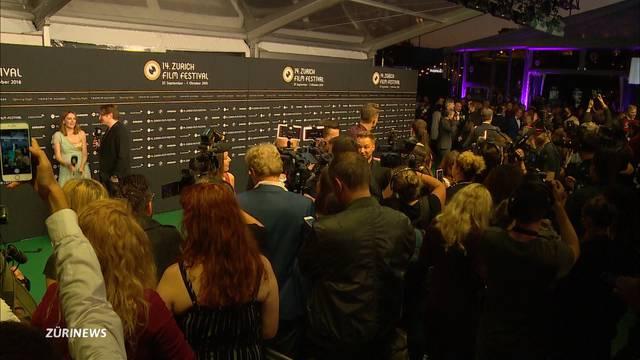 Autogrammjagd am Zurich Film Festival