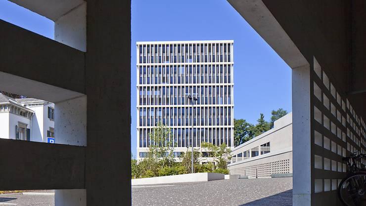 Im Bild ist das Bundesverwaltungsgericht in St. Gallen. (Archivbild)