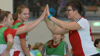 LG Solothurn West am UBS Kids Cup