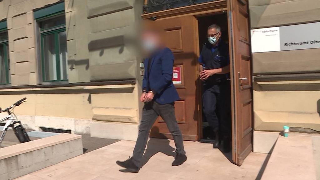 Zugestochen: Ein Kosovare soll für eine Messerattacke in Olten 13 Jahre ins Gefängnis