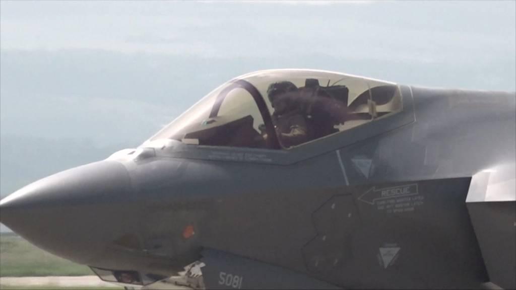 Bundesrat will 36 US-Kampfjets für rund 5 Milliarden Franken