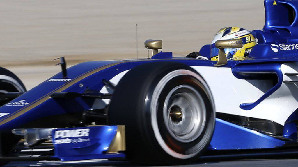 Das Sauber-Team verpflichtete die Kolumbianerin Tatiana Calderon als Entwicklungsfahrerin
