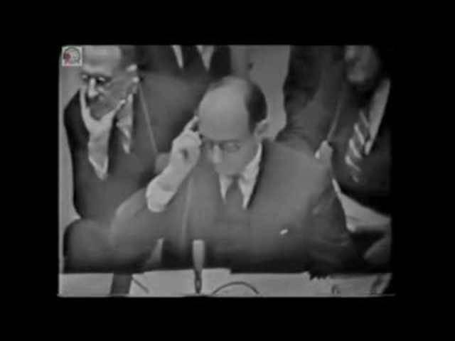 Kuba-Krise im UNO-Sicherheitsrat