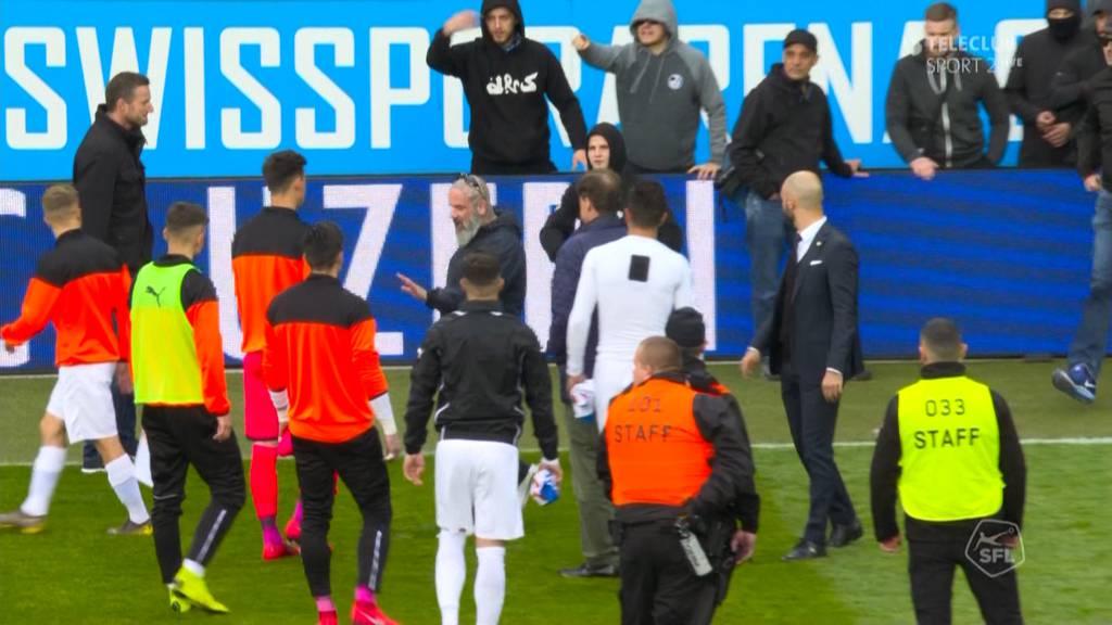 Nach der Schande von Luzern: Clubs reichen Strafanzeige ein