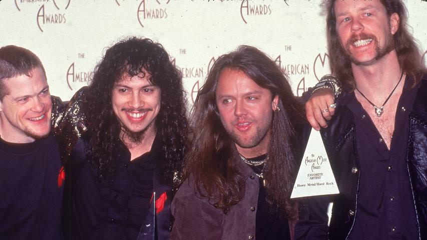 «Metallica» – das Album, das den Heavy Metal salonfähig machte