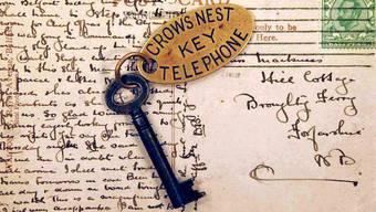 Dieser Schlüssel wäre ebenfalls auf der schicksalhaften Reise der Titanic dabeigewesen, wurde jedoch vergessen. Für 130'000 Euro fand er einen neuen Besitzer.