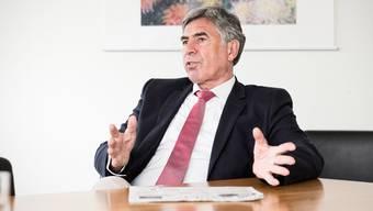 Der Basler Erziehungsdirektor Christoph Eymann ist erleichtert über das Urteil des Europäischen Gerichtshofs.