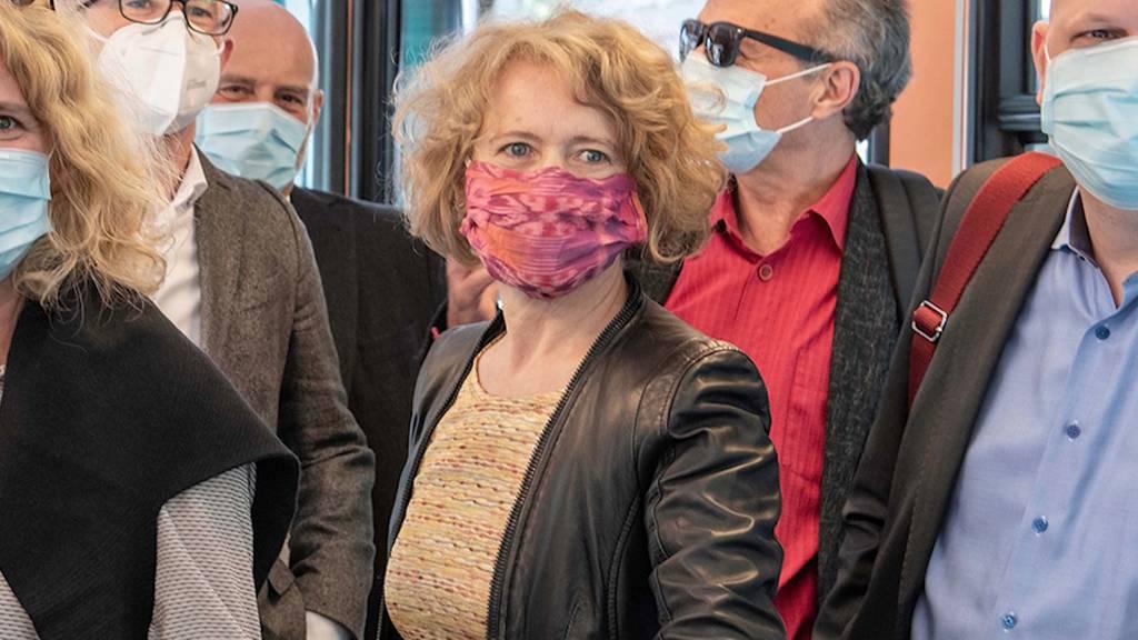 Corine Mauch will Maskenpflicht auf Zürcher Läden ausweiten